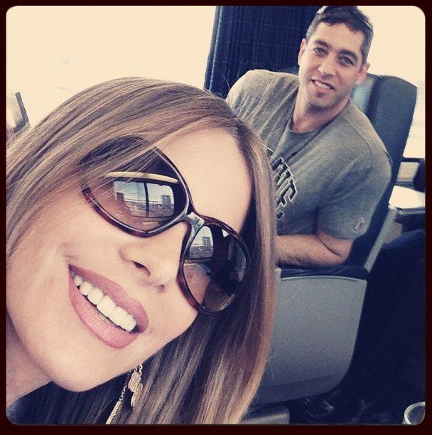 Sofia Vergara & Nick Loeb.
