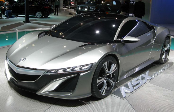 Cool 2015 Acura Nsx