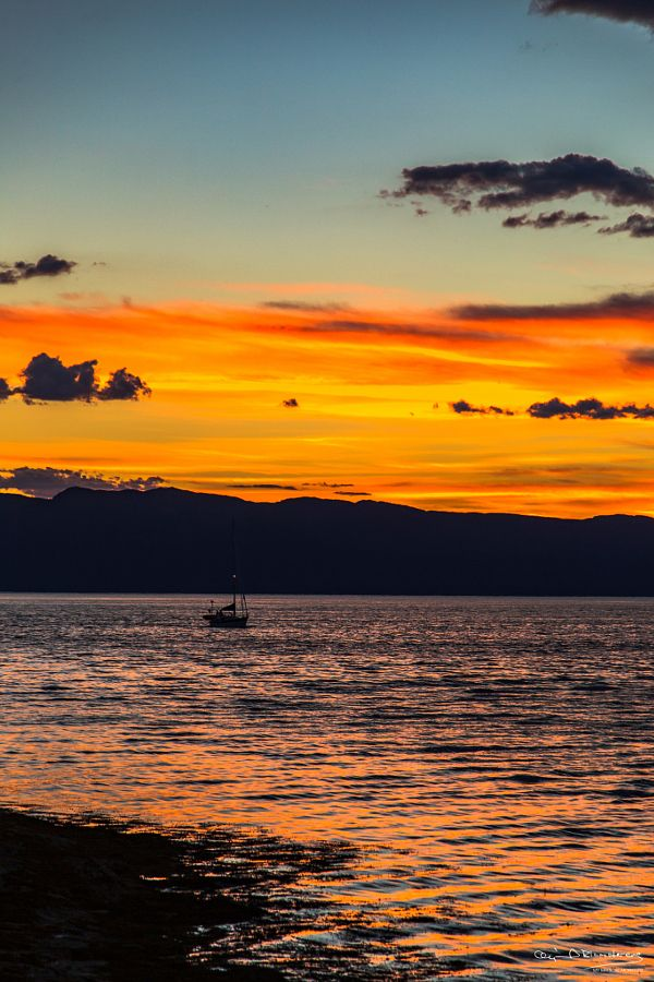 Sunset (Trondheim, Norway) by Øyvind Blomstereng - 500px