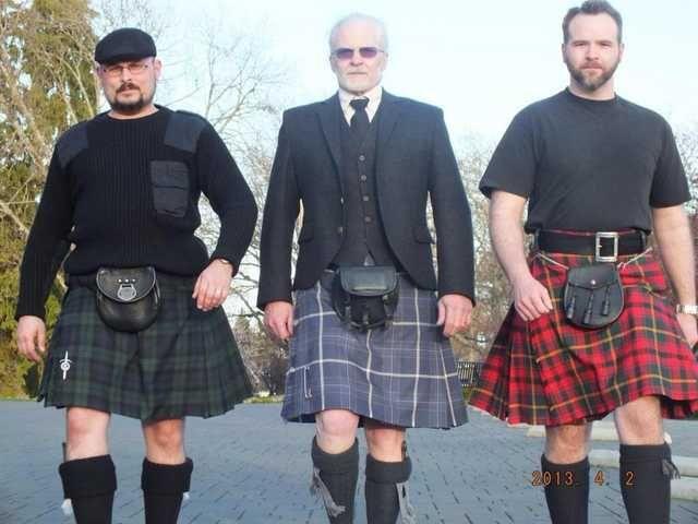 Men in kilts - Imgur