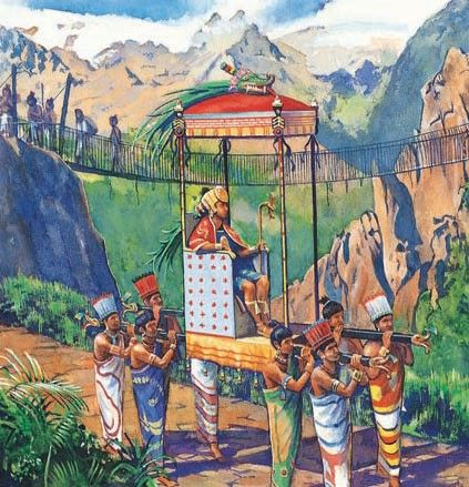 a history of incas empire in peru Find out more about the history  the inca first appeared in what is today southeastern peru  topa inca yupanqui pushed the southern border of the empire.