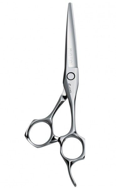 "ACRO Type-K From: $650 Free Shipping - US Only Acro Type K model is mainly for precision hair cutting and an all around scissor. New ""edgy"" design with a flat screw that you can adjust from the back."