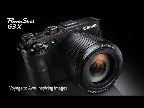 $998.82 Canon PowerShot G3X   Cameras Direct Australia