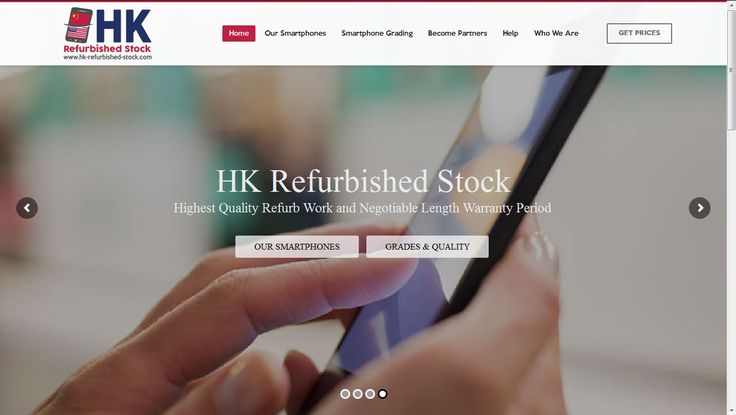 Buy Refurbished iPhone wholesale http://www.hk-refurbished-stock.com/ Buy Refurbished iPhones and Samsung Smartphones Wholesale Directly from Shenzhen China and Hong Kong.