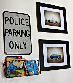 Kutz, Paper, Scissors: Big Boy Police Room!