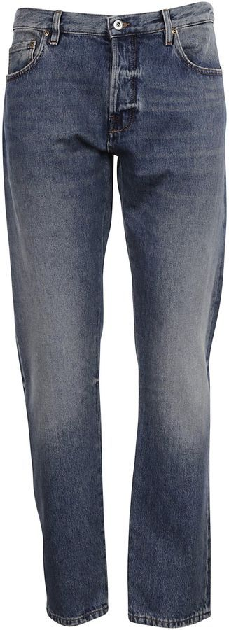 Valentino Loose Fit Jeans