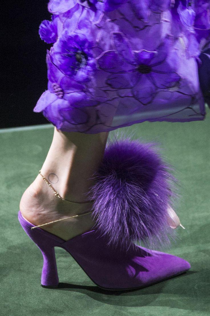 Défilé Fendi Automne-hiver 2017-2018 Haute couture - Madame...