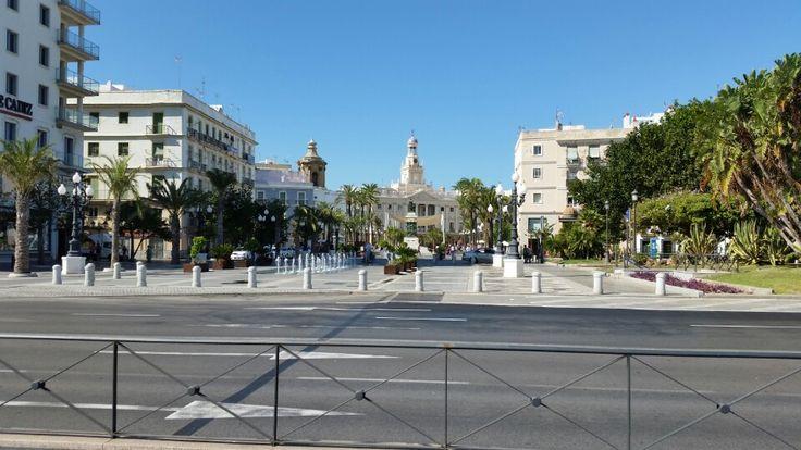 Cádiz i Cádiz, Andalucía