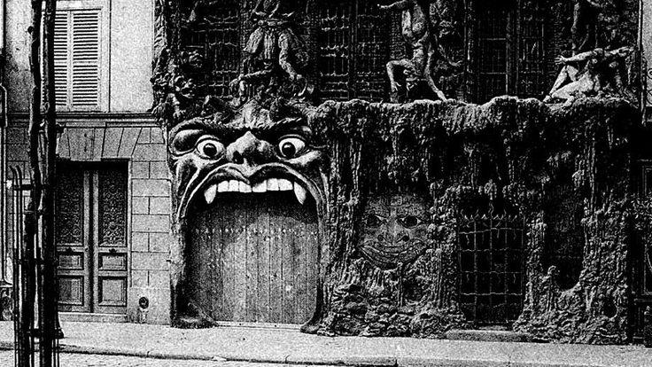 Nightclubs más macabros siniestros y terroríficos de Paris de 1920