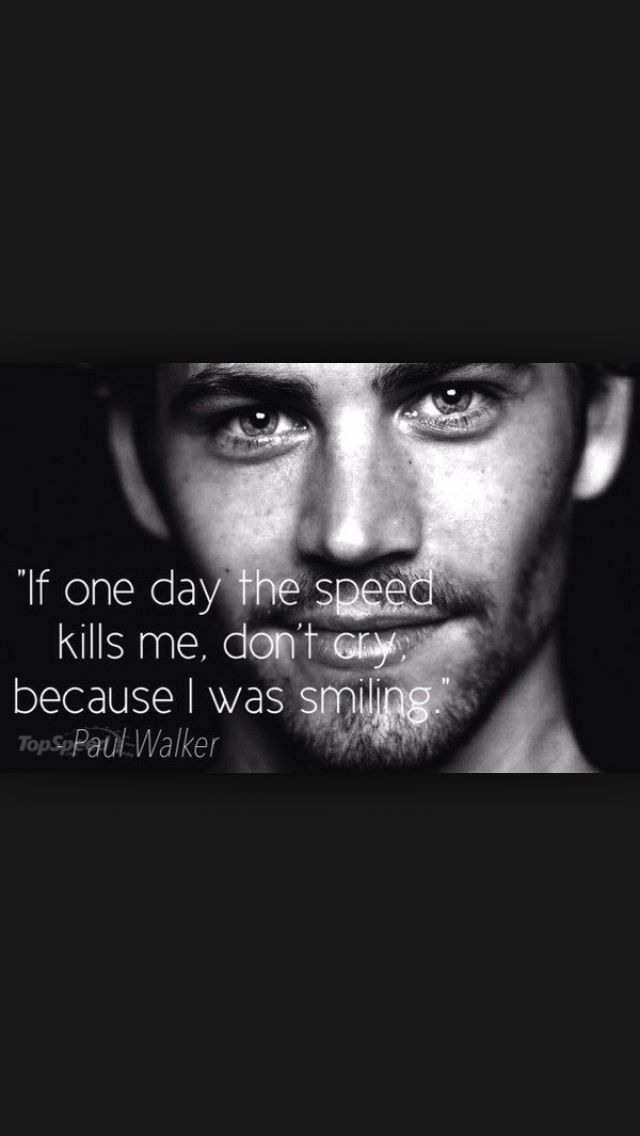 so sad that he really has left the world. i cant wait to see fast and furious 7.. Paul Walker<3