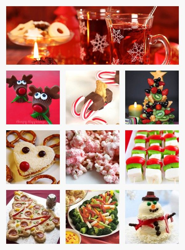 Favorite christmas themed food i 39 ve got the holiday bug for What fast food is open on christmas day