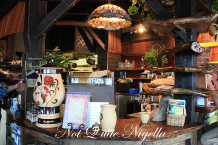 Common Ground Cafe, Katoomba - A Most Unusual Cafe!