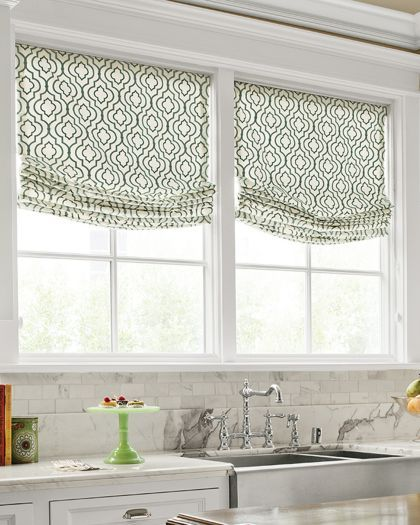25+ Best Ideas About Roman Shades Kitchen On Pinterest