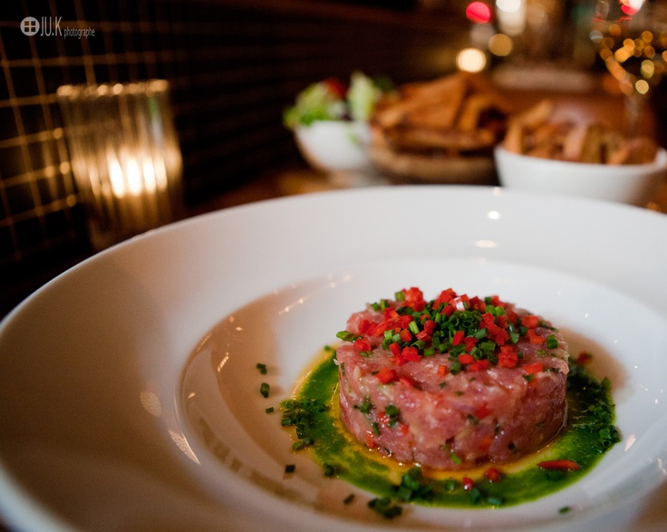 Restaurant le hachoir (4177 St-Denis, coin Rachel) #resto #montreal