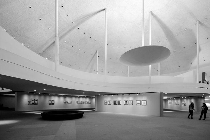 Oscar Niemeyer, Gonzalo Viramonte · Museu Nacional de Brasília · Divisare