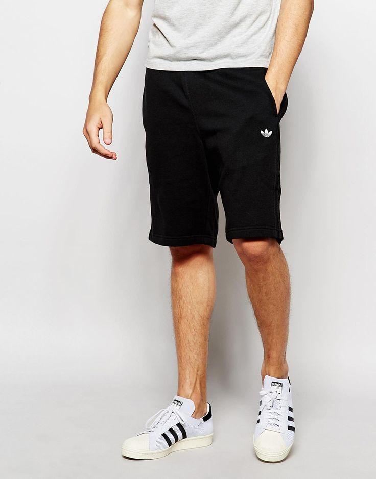 adidas+Originals+Fleece+Shorts+AJ7631