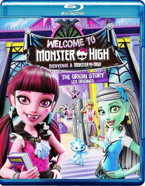 Школа монстров: Добро пожаловать в школу монстров / Monster High: Welcome to Monster High (2016/BDRip/HDRip)  Дракула и Фрэнки решают создать школу. Но набор учащихся полон испытаний и невзгод.