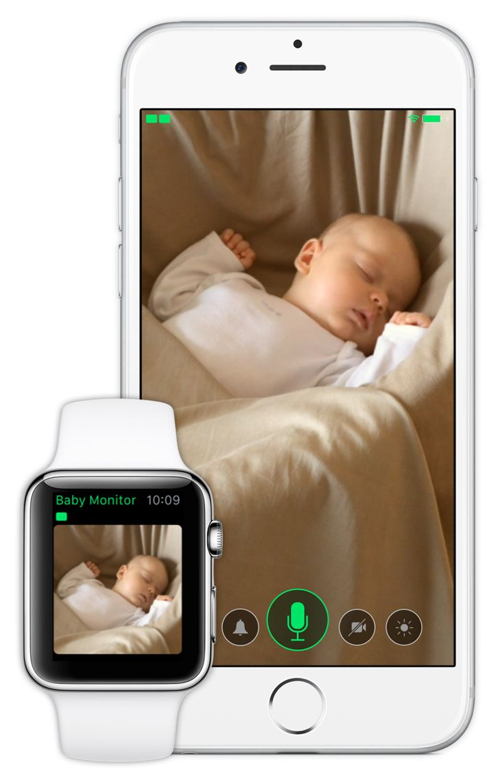 Introducing Cloud Baby Monitor for Apple Watch