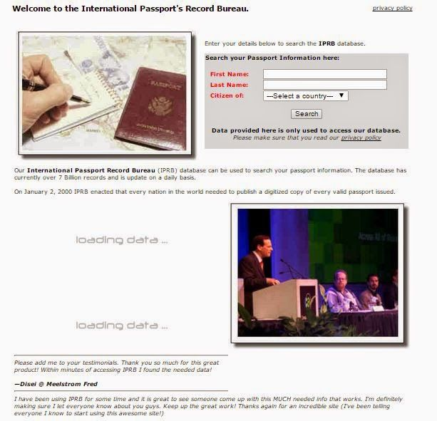 PISBON Computer @rtWork: Cara Mengetahui Nomor Pasport, KTP secara online