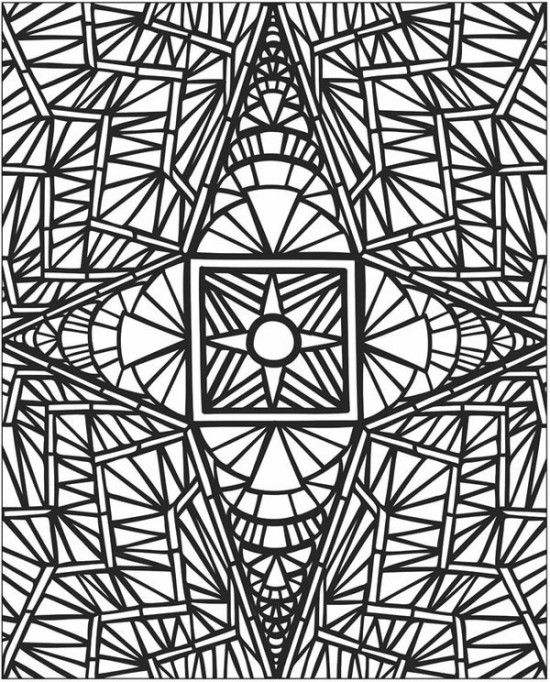 mosaic coloring pages for adults picture 7 free sample join fb grown up