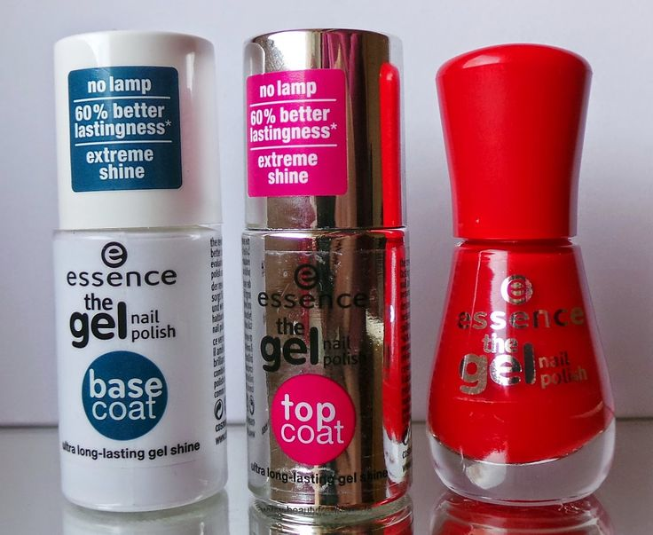 Perfect essence the gel nail polish