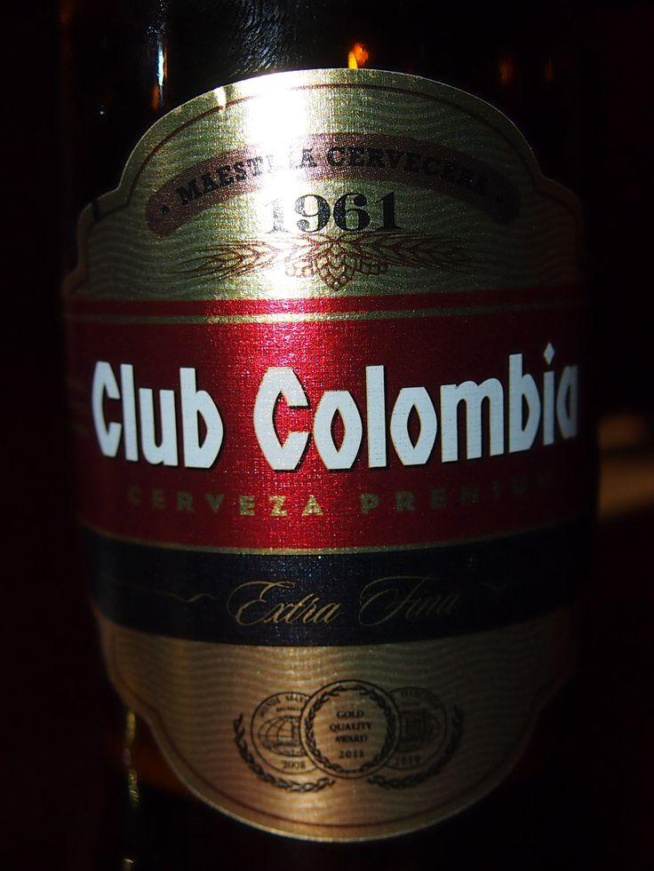 Club Colombia - Bogota, Colombia Bebiendo calidad