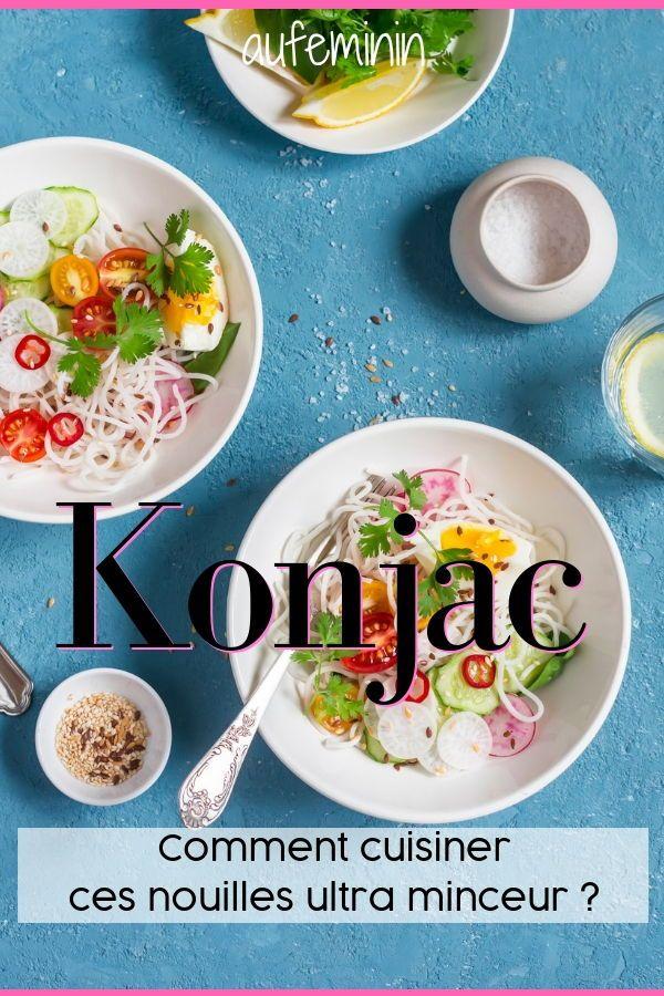 Comment cuisiner le konjac recettes konjac recettes - Comment cuisiner les gnocchi ...