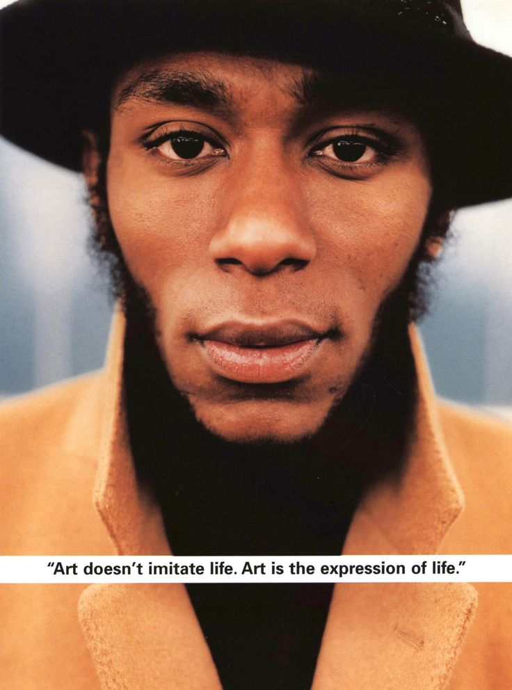 Read Mos Def's First-Ever Cover Story From 2000 | The FADER
