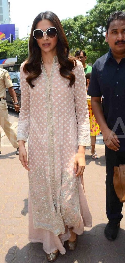 Deepika - love the outfit!