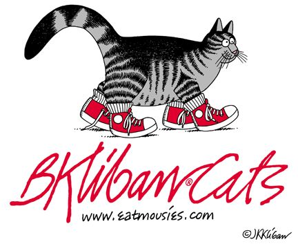 I Still Remember My Twin Sheets With The Kliban Cat Might Be Where Love
