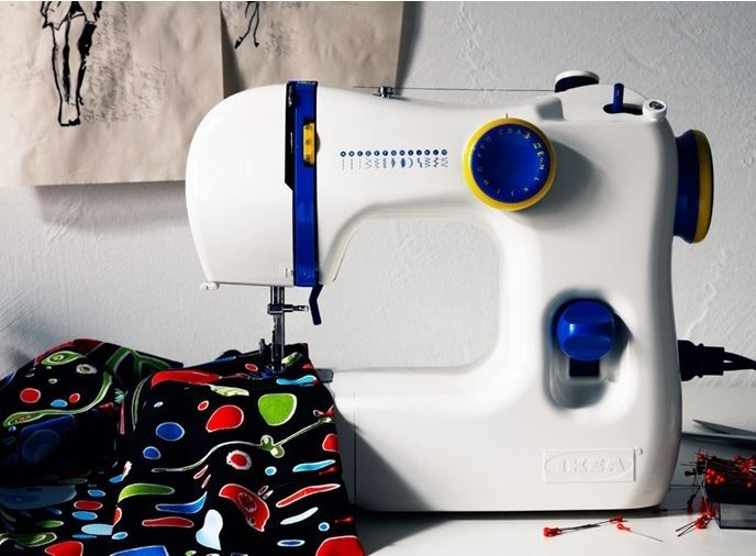 Check out our blog post on these three fun DIY sewing projects using IKEA fabrics!