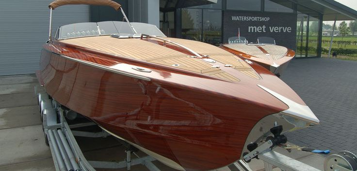 vintage runabout boat - Google Search