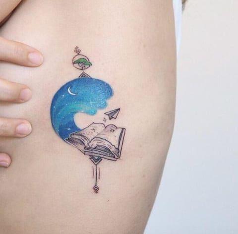 Keep calm and read a book!