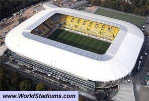 Glücksgas Stadion (Dresden, Germany) By B+P Projekt
