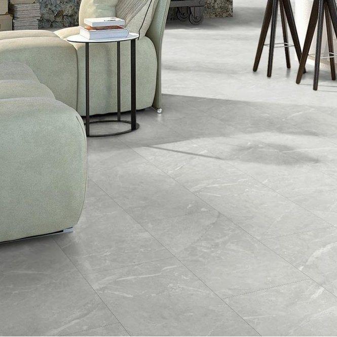 Tile Effect Laminate White Granite, Stone Tile Effect Laminate Flooring