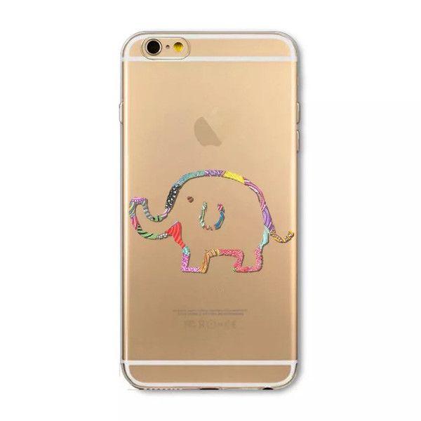 Tiny Little Elephant iPhone 6/6s Case