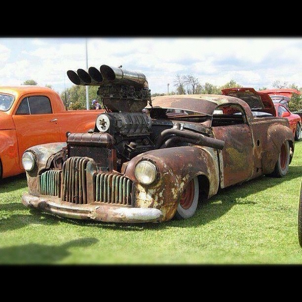 Badass car I want it