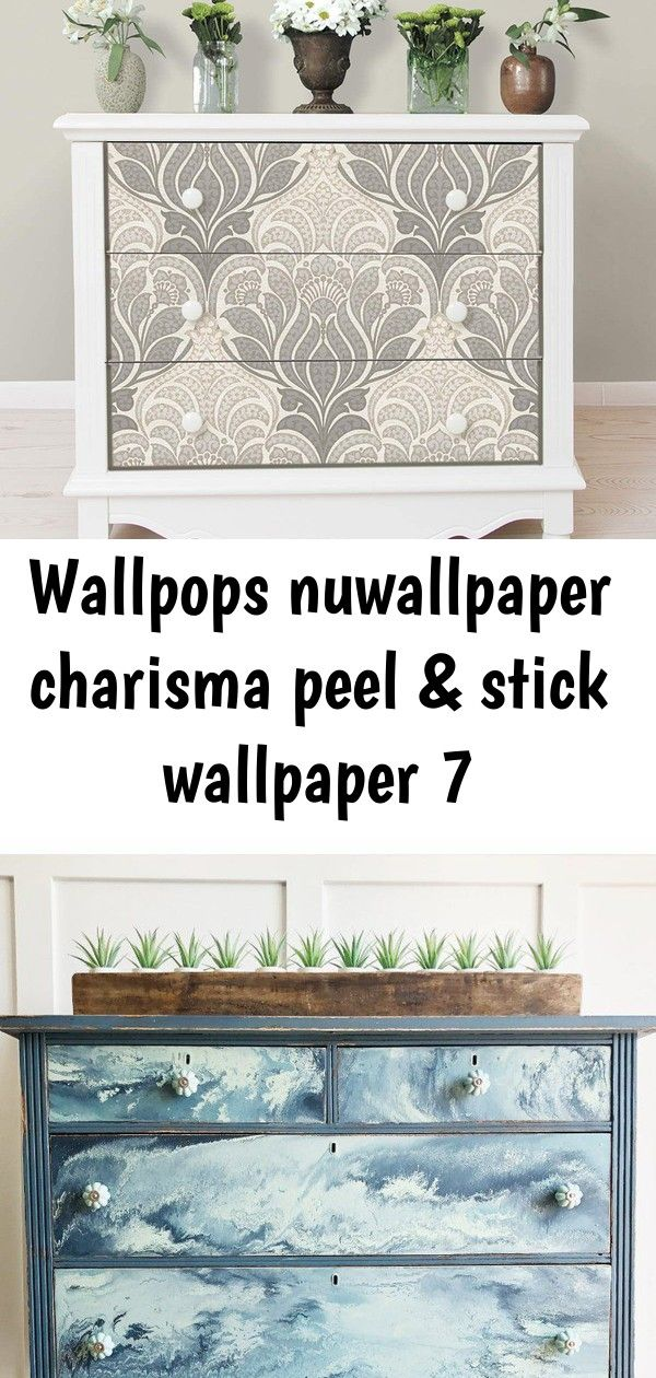 Wallpops Nuwallpaper Charisma Peel Stick Wallpaper 7