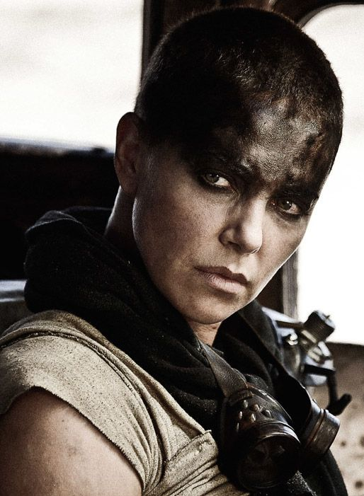Mad Max: Fury Road (2015) starring Charlize Theron & Tom Hardy