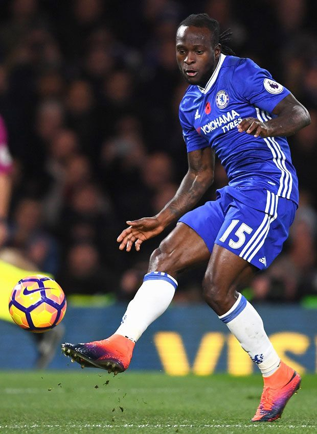 Victor Moses reveals what he wants to achieve in Chelsea