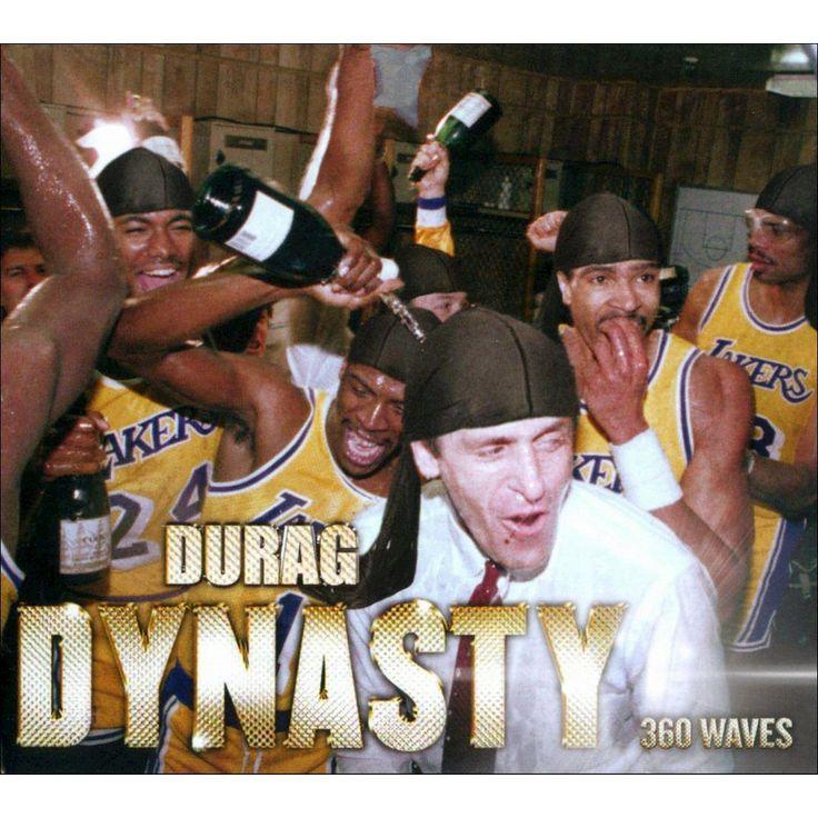 Durag Dynasty - 360 Waves [Explicit Lyrics] (CD)