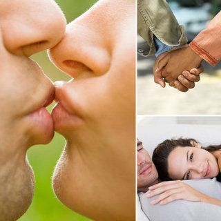 Health Benefits of Cuddling, Kissing, Massage, and Sex
