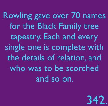 Harry Potter Facts - Harry Potter Photo (26779596) - Fanpop fanclubs
