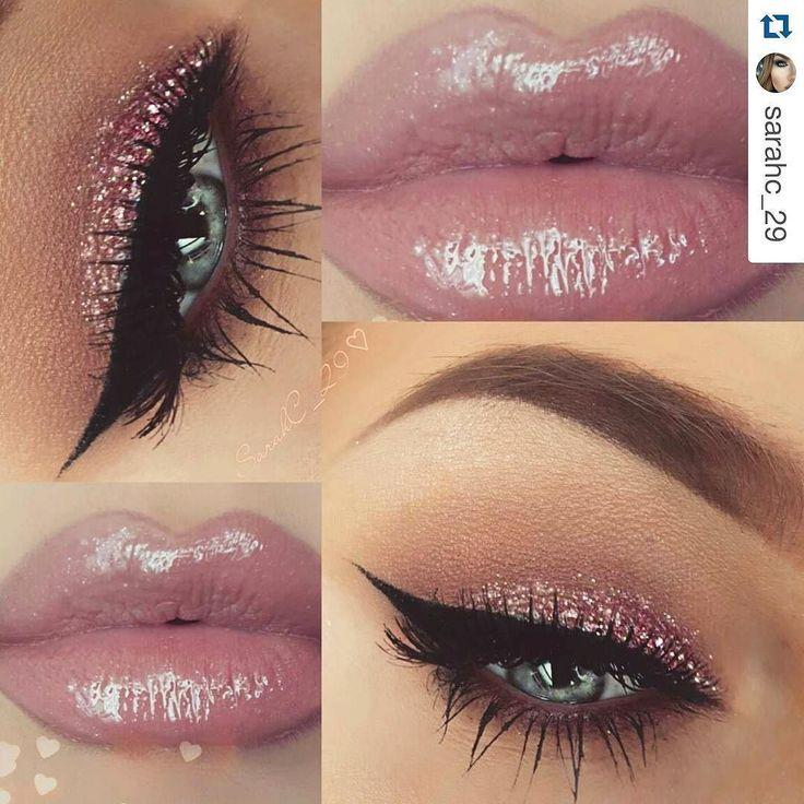 Beautiful look with #MotivesCosmetics Pressed Eyeshadows! #Repost @sarahc_29…