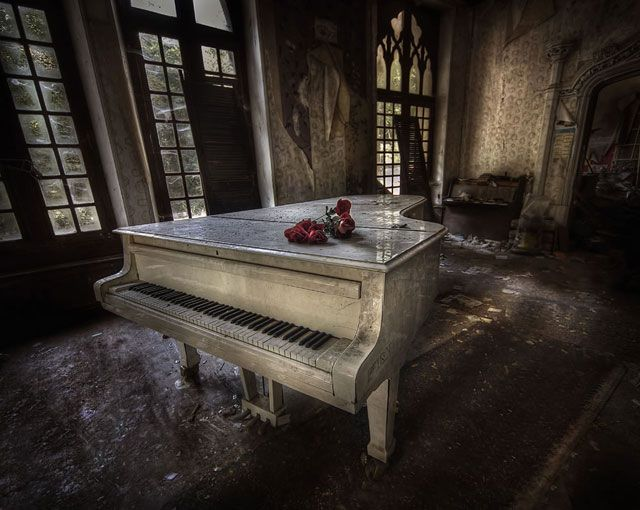 30  of the most beautiful abandoned places and modern ruins i've ever seen