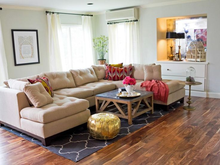 Browse through designer and <em>HGTV Star</em> judge Genevieve Gorder's best interior design projects, from urban living rooms to playful tween hangouts.