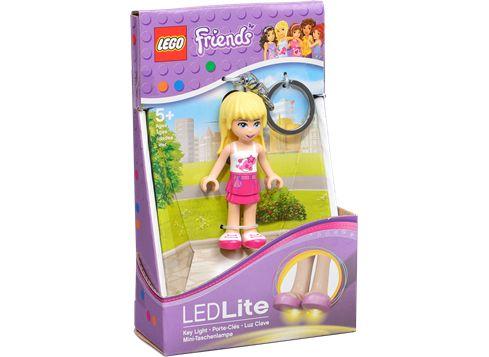 LEGO FRIENDS nøglering Stephanie