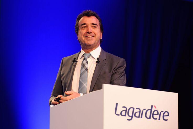Arnaud Lagardère prend la présidence d'Europe 1