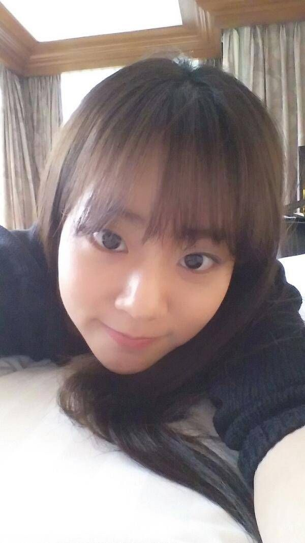 KARA's Seungyeon updates fans from the Philippines   allkpop.com