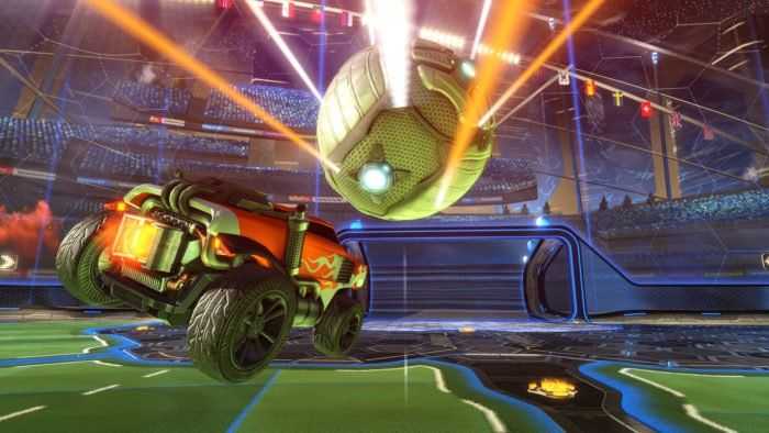 Top 50 Best Couch Co Op Games On Ps4 Rocket League Rocket